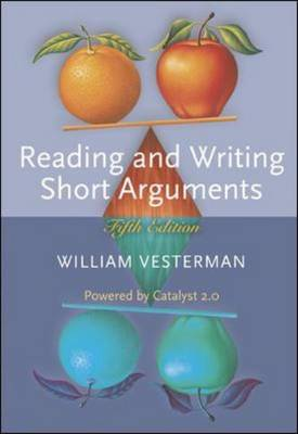 Reading and Writing Short Arguments (Paperback)