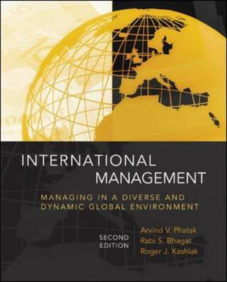 International Management: Managing in a Diverse and Dynamic Global Environment (Hardback)