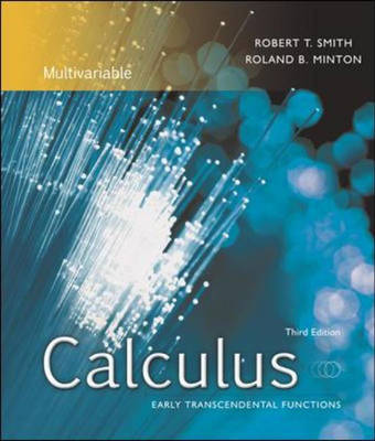 Calculus, Multivariable: Early Transcendental Functions with MathZone