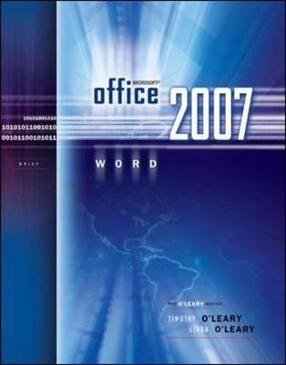 Microsoft Office Word 2007 Brief (Paperback)