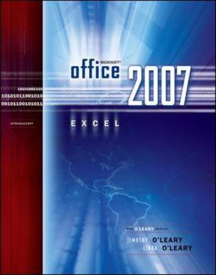 Microsoft Office Excel 2007 (Paperback)