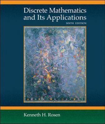 Discrete Mathematics and Its Applications (Hardback)