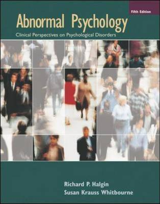 Abnormal Psychology: WITH 2 Mindmaps CD's