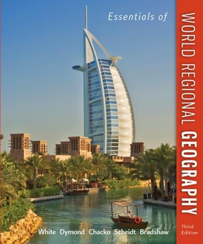 Essentials of World Regional Geography (Paperback)