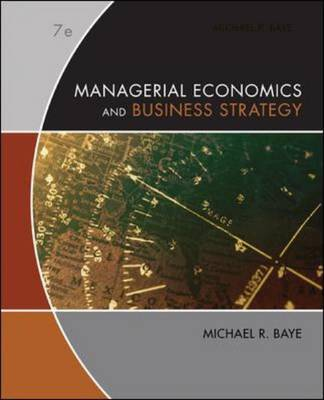 Managerial Economics and Business Strategy (Hardback)