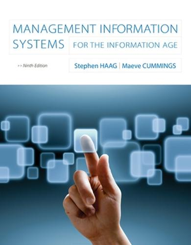 Loose Leaf for Management Information Systems for the Information Age (Paperback)