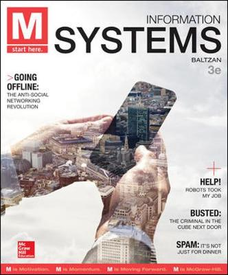 M: Information Systems (Paperback)
