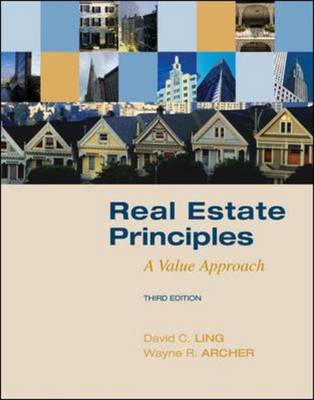 Real Estate Principles: A Value Approach (Hardback)