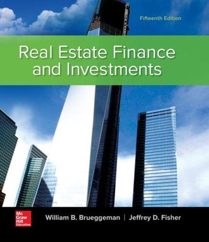 Real Estate Finance & Investments (Hardback)