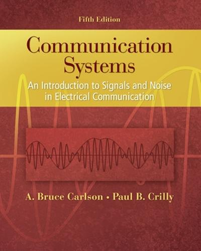 Communication Systems (Hardback)