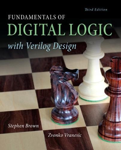 Fundamentals of Digital Logic with Verilog Design (Hardback)