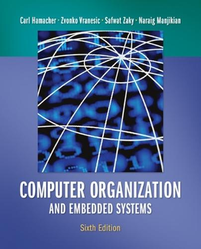 Computer Organization and Embedded Systems (Hardback)