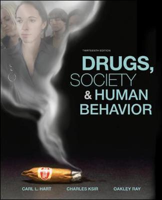 Drugs, Society, and Human Behavior (Paperback)