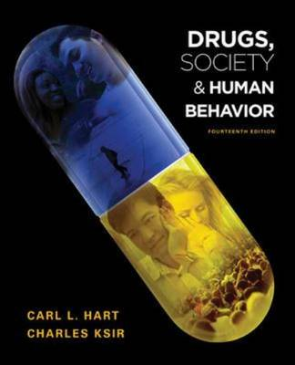 Drugs, Society, and Human Behavior (Paperback)