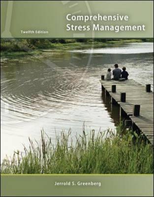 Comprehensive Stress Management (Paperback)