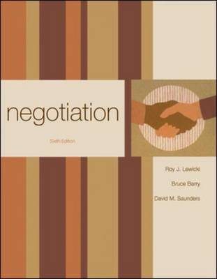 Negotiation (Paperback)
