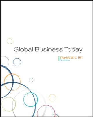 Global Business Today (Paperback)