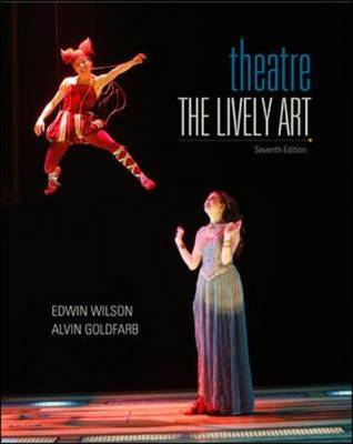 Theatre: The Lively Art (Paperback)