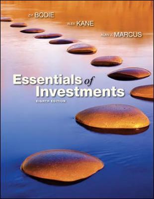 Essentials of Investments (Hardback)