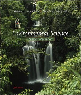 Principles of Environmental Science (Paperback)