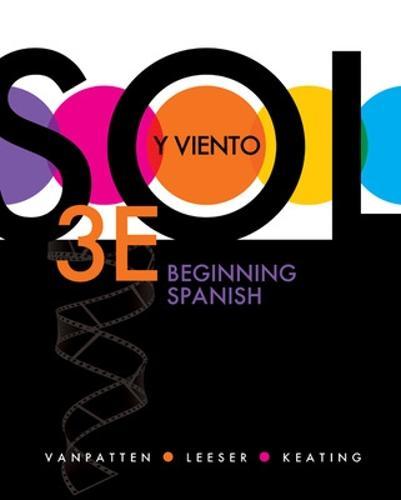 Sol y viento: Beginning Spanish (Hardback)