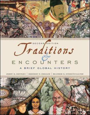 Traditions and Encounters: A Brief Global History (Paperback)