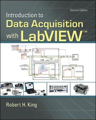 Introduction to Data Acquisition with LabView (Paperback)