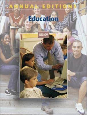 Education 08/09 2008-2009 - Annual Editions (Paperback)