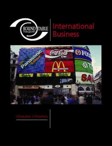 Roundtable Viewpoints: International Business (Paperback)