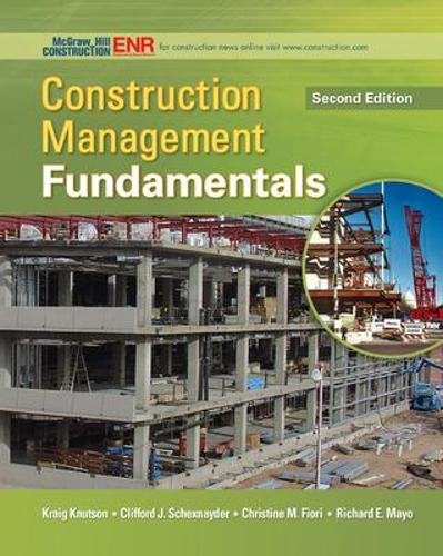 Construction Management Fundamentals (Hardback)