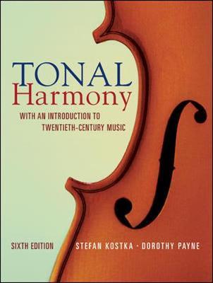 Tonal Harmony (Hardback)