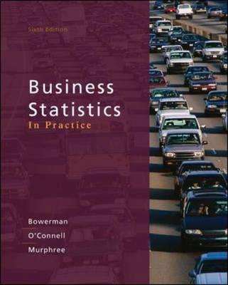 Business Statistics in Practice (Hardback)