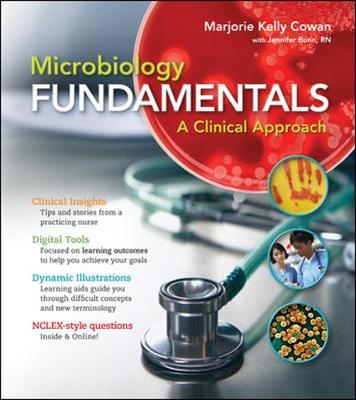 Microbiology Fundamentals: A Clinical Approach (Paperback)