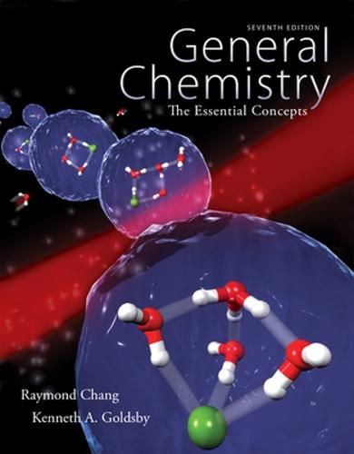General Chemistry: The Essential Concepts (Hardback)