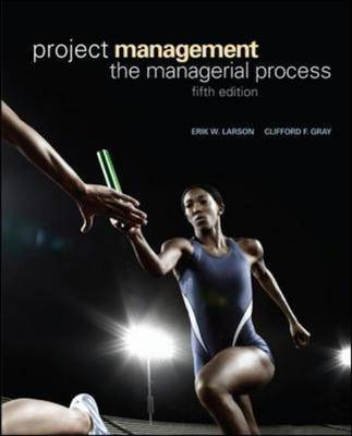 Project Management: The Managerial Process (Hardback)