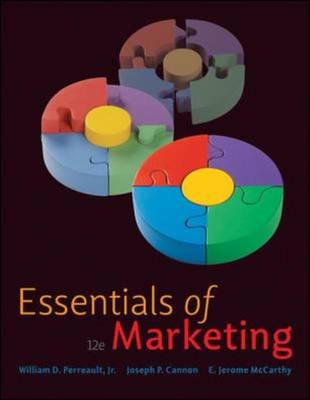 Essentials of Marketing (Hardback)