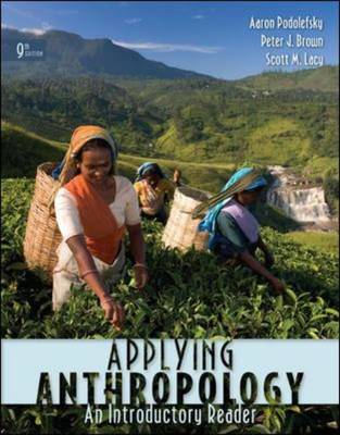Applying Anthropology: An Introductory Reader (Paperback)