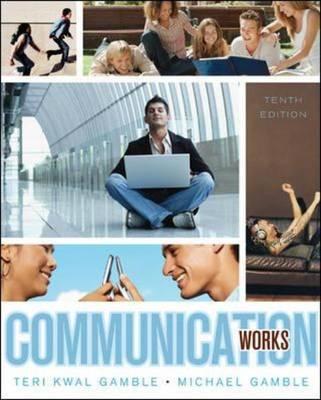 Communication Works (Paperback)