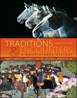 Traditions & Encounters: A Brief Global History (Paperback)