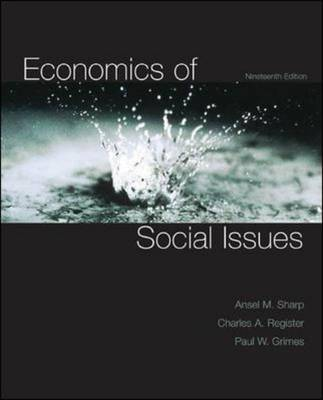 Economics of Social Issues (Hardback)