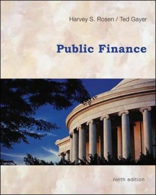 Public Finance (Hardback)