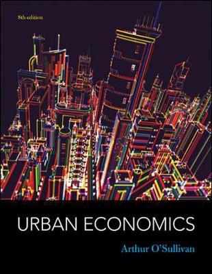 Urban Economics (Hardback)