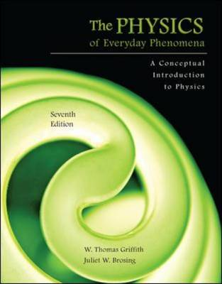 Physics of Everyday Phenomena (Hardback)