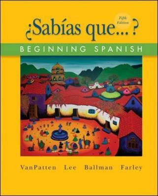 Sabias Que...?: Beginning Spanish (Hardback)