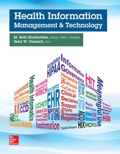 Health Information Management and Technology (Paperback)