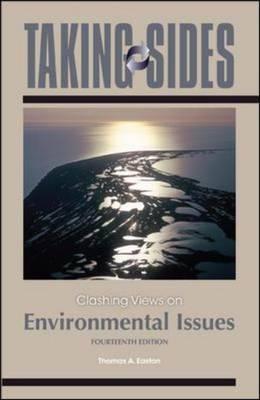 Clashing Views on Environmental Issues - Taking Sides (Paperback)