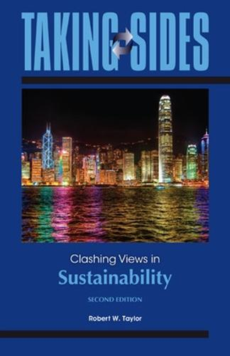 Taking Sides: Clashing Views in Sustainability (Paperback)