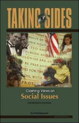 Clashing Views on Social Issues - Taking Sides (Paperback)