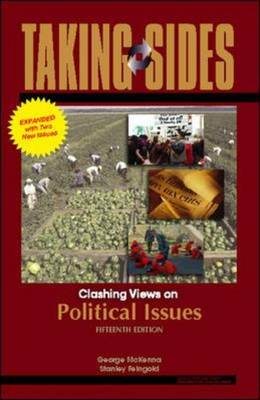 Clashing Views on Latin American Issues - Taking Sides (Paperback)
