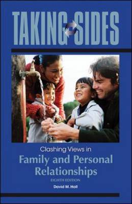 Clashing Views in Family and Personal Relationships - Taking Sides (Paperback)
